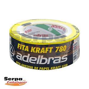 Fita Kraft 780 48mm x 50m Adelbras