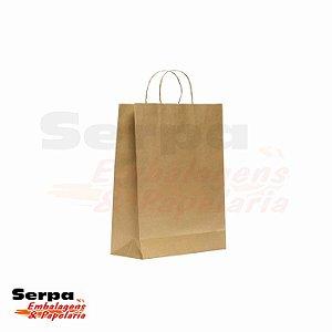 Sacola de Papel Kraft 15 x 21,5cm