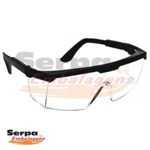 Óculos de Segurança Incolor - Jaguar