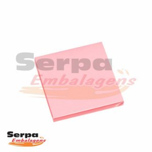 Bloco de Anotações Post-it 76x76mm - ROSA
