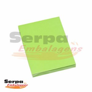 Bloco de Anotações Post-it 76x102mm - Verde NEON