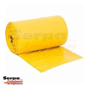 Lona Amarela 6mt Largura x 1mt Comprimento - REF150 MAXILONA