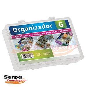 Box Organizador G com 11 Divisórias