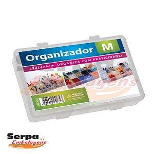 Box Organizador M com 14 Divisórias