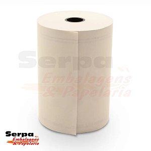 Bobina para Cupom Fiscal 80x30 1 Via Palha KPR 48G R-34 - REGISPEL