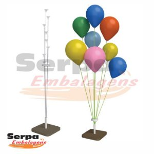 Suporte para 5 Balões