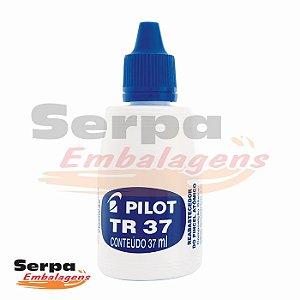 Tinta Reabastecedora para Pincel Atômico 37ml - AZUL TR 37