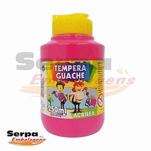 Tinta Guache 250ml Magenta