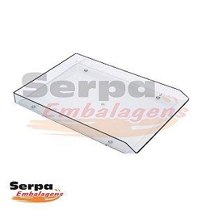 Caixa de Simples de Correspondência - Fume ou Cristal