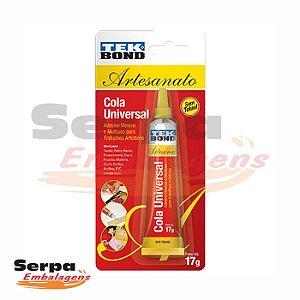 Cola UNIVERSAL Para Artesanato 17G