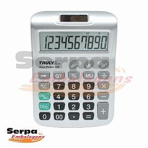 Calculadora de Mesa 10 Dígitos - VISOR EXTRA GRANDE