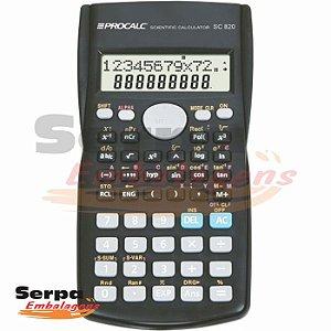 Calculadora Científica 240 Funções