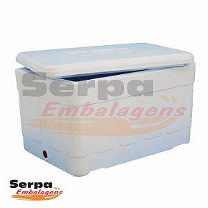 Caixa Térmica de Isopor 130 Litros - STYROBOX