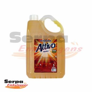 Detergente Neutro 5 Litros - ATTIVO