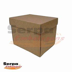 Caixa Caneca Kraft - 12 x 15 x 12 cm