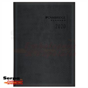 Planner Executivo Costurado - CAMBRIDGE SET 2020 - TILIBRA