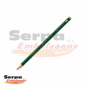 Lápis Grafite Sextavado Faber-Castell 9000 2B