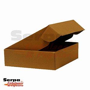 Caixa de Papelão (com fechamento pré-montada) 37,5 x 28 x 5 cm