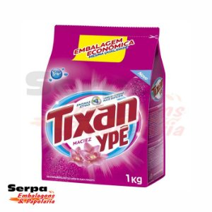 Lava-Roupas em pó Tixan Ypê 1KG