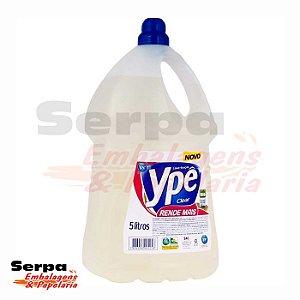 Detergente Líquido YPE CLEAR 5 Litros