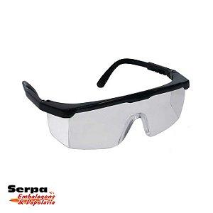 Óculos de Segurança Fênix Incolor - DANNY