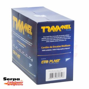 Trava Anel Plus Neutro - Etiqplast