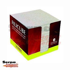 Filicube - Cubo para Rascunhos Filiperson - Papel Reciclado - com 650 Folhas