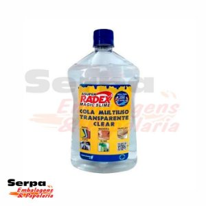 Cola Magic Slime Clear - Asuper Radex- 500 G