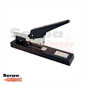 Grampeador de Metal Extragrande MP390 - Até 100 Folhas