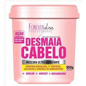 Forever Liss Desmaia Cabelo Márcara Anti Volume E Frizz - 950g