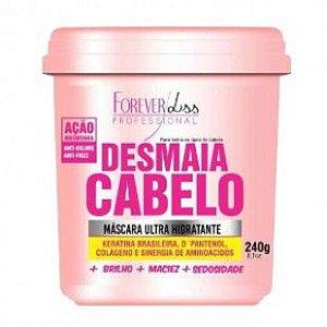 Forever Liss Desmaia Cabelo Máscara Volume E Frizz - 240g