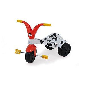 Triciclo Para menino até 2 anos Dalmata Xalingo