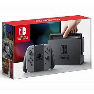 Console Nintendo Switch (Cinza)