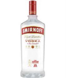 Vodka Smirnoff 1,750L