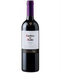Vinho Chileno Casillero Del Diablo Merlot 750ml
