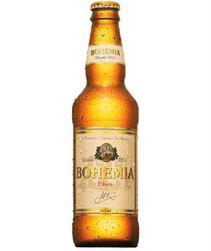 Cerveja Bohemia Long Neck 355ml com 24 unidades