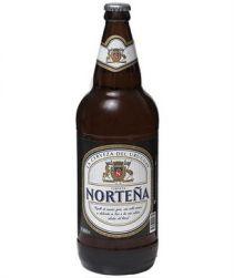 Cerveja Norteña Garrafa 960ml com 12 unidades