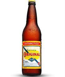 Cerveja Original Garrafa 600ml com 24 unidades