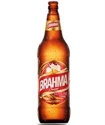 Cerveja Brahma Garrafa 1L com 12 unidades