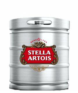 Chopp Stella Artois Barril 30L