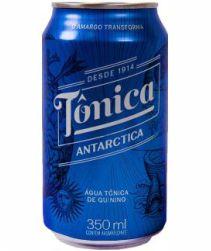 Refrigerante Tônica Antarctica Lata 350ml com 12 unidades