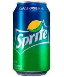 Refrigerante Sprite Lata 350ml com 06 unidades