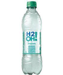 Refrigerante H2OH Limoneto Pet 500ml com 12 unidades