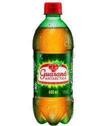 Refrigerante Guaraná Antarctica Pet 600ml com 12 unidades