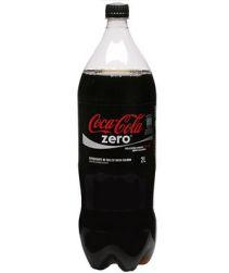 Refrigerante Coca Cola Zero Pet 2L com 06 unidades