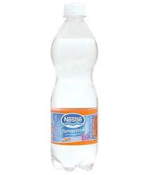 Água Nestlé com gás 500ml com 12 unidades