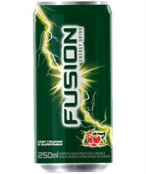 Energético Fusion Lata 250ml com 06 unidades