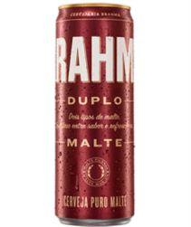 Cerveja Brahma Duplo Malte Lata 350ml com 12 unidades