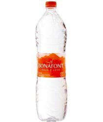 Água Bonafont sem gás Pet 1,5L com 08 unidades