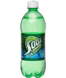 Refrigerante Soda Antarctica Pet 600ml com 12 unidades